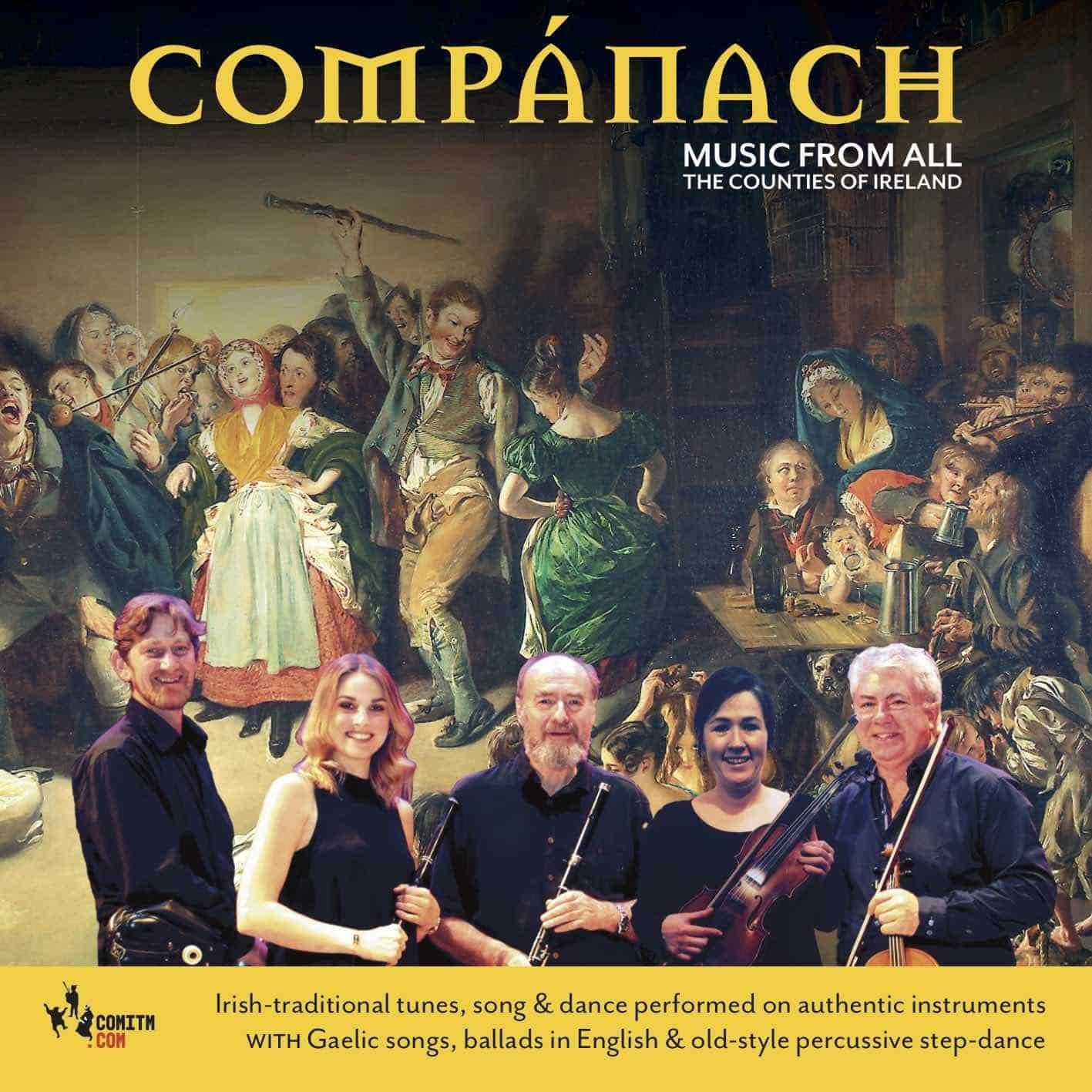 Companach CD Cover