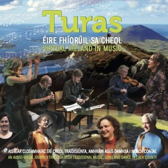 Turas CD cover FRont onlyWEB
