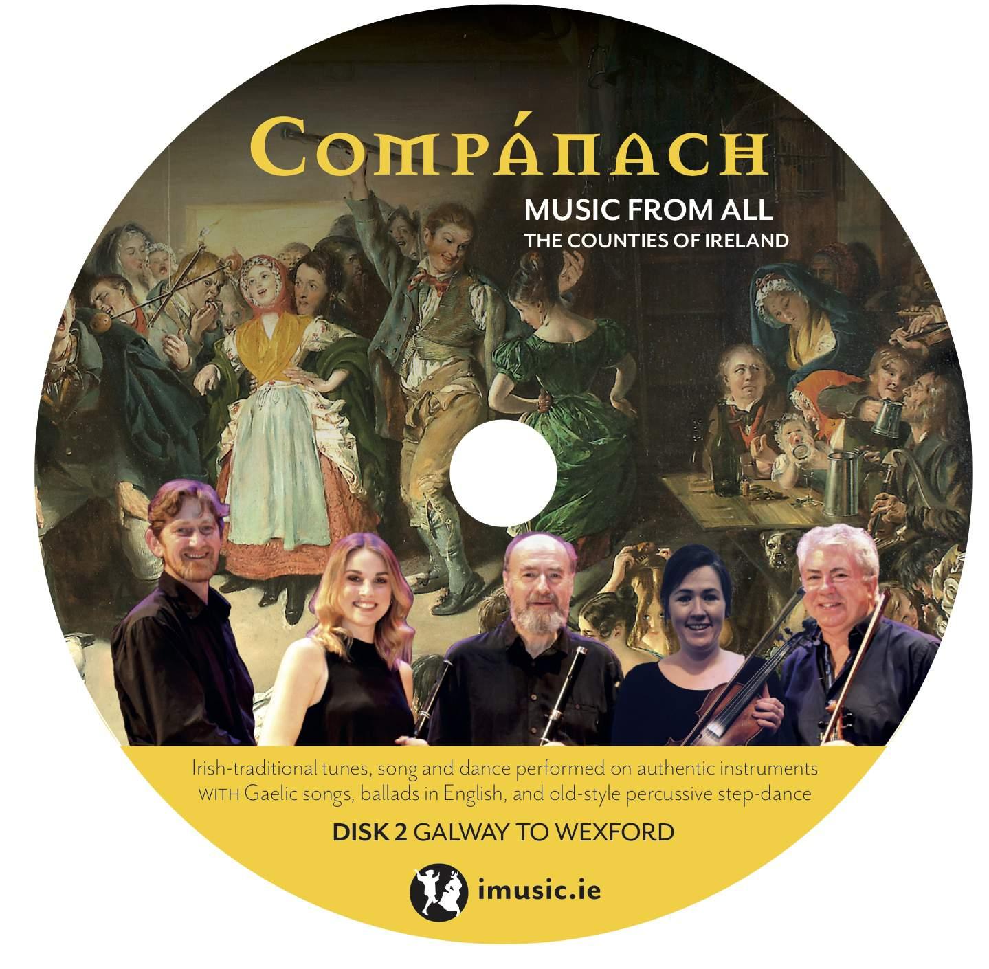 com cd 2 Galway Wex